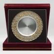 "[853G] Flower Design (Gold) (6""x6"" inches)"