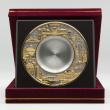 "[852G] KL Design (Gold) (6""x6"" inches)"
