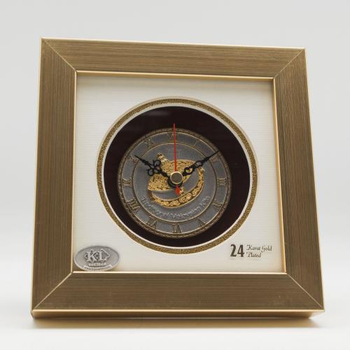 "[689G] Wau Bulan (Gold) (6"" x 6"" inches)"