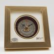 "[690G] Rebana Ubi (Gold) (6"" x 6"" inches)"