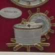 "[694G] Rebana Ubi (Gold) (6"" x 8"" inches)"