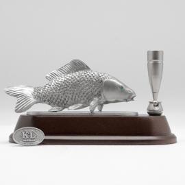[302W] Koi Fish (Wood)