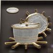 "[449] Rebana Ubi (Gold) (10"" x 10"" inches)"