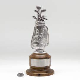 [513] Golf Trophy (Silver) (M)
