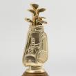 [514] Golf Trophy (Gold) (L)