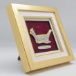 "[636] Congkak (Gold) (8"" x 8"" inches)"
