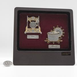 [686] Gong & Rebana Ubi (Gold)