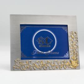 [594G] Batik Design (4R) (Gold)