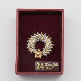 [732] Flower (Gold) (S)