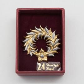 [733] Flower (Gold) (L)