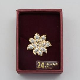 [790] Flower (Gold)