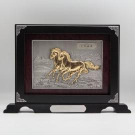 [925G] Horse (Gold)