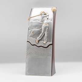 [954G] Golf Trophy (Gold)