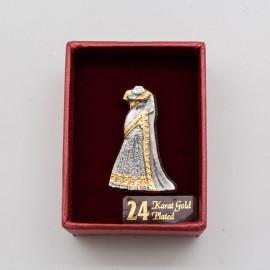 [963] Sari (Gold)