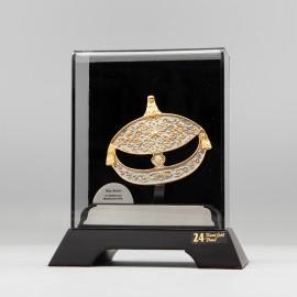 [966] Wau Bulan (Gold) (S)