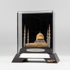 [978] Mosque Sultan Salahuddin Abdul Aziz (Gold) (S)