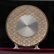 [990G] Songket Design (Gold) (L)