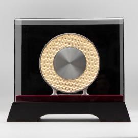 [991G] Rhombus Design (Gold) (L)