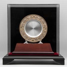 [993G] Batik Design (Gold) (XL)