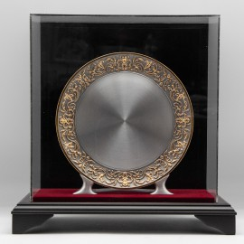 [997G] Batik Design (Gold) (XL)