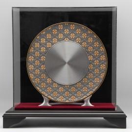 [998G] Songket Design (Gold) (XL)