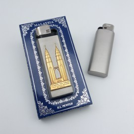 [363G] Twin Towers (Gold)