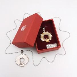 [736] Flower (Gold) (S)