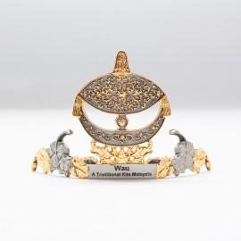 [586G] Wau Bulan (Gold)
