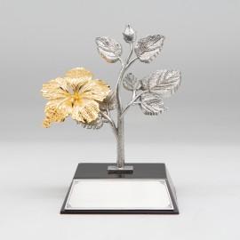 [1001] Bunga Raya (Gold) (1 Large)