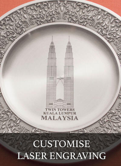 twin-towers-kuala-lumpur-laser-engraved-on-pewter-decorative-plate