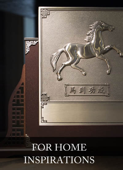 horse-design-pewter-table-plaque-home-decoration